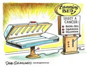 tanning bed cancer